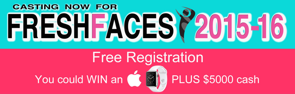 Fresh Faces - Win Web Banner
